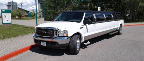 Royal Rose Limousines in Prince George BC